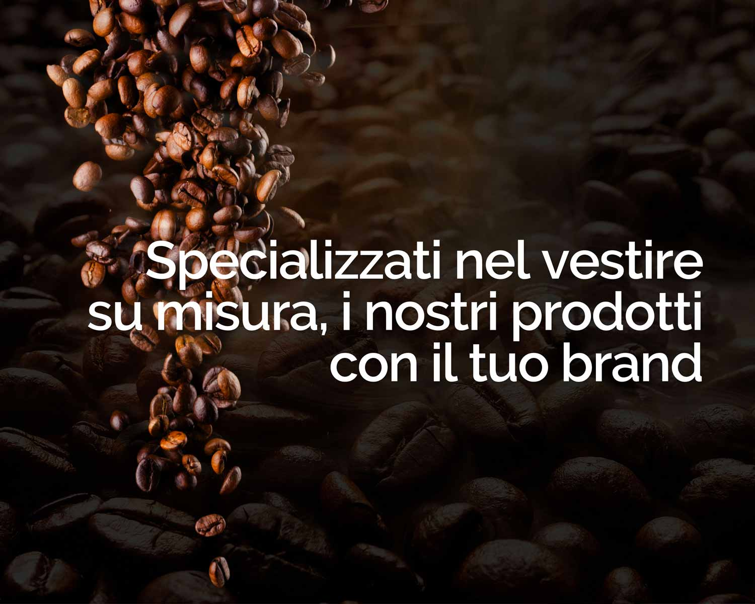 Private Label Caffè | NeroNobile