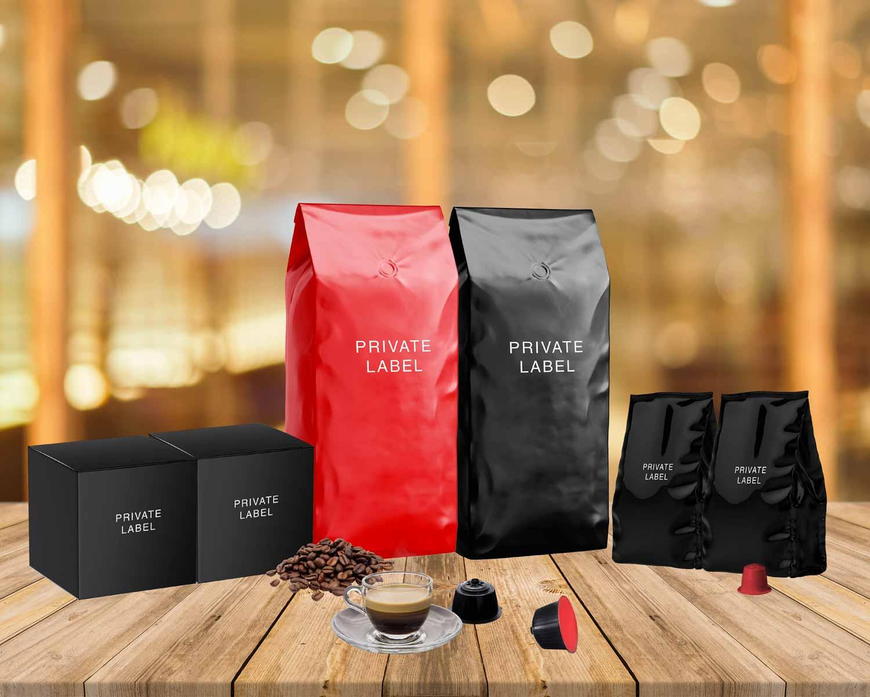 Private Label | NeroNobile Caffè