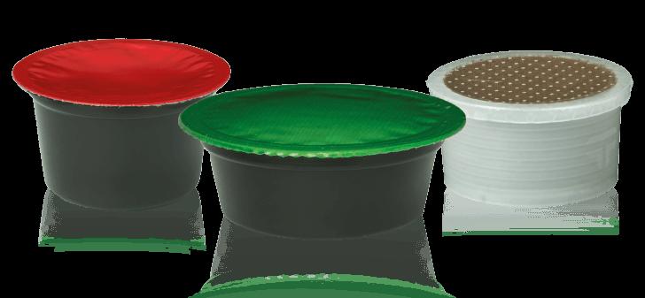Capsule compatibili Lavazza - NeroNobile