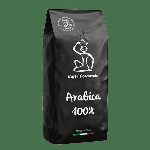 Caffè in grani Corcovado Arabica 100%