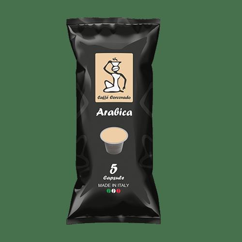 Capsule Compatibili Nespresso Corcovado Arabica