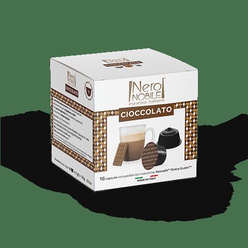 Capsule Compatibili Dolce Gusto Cioccolato
