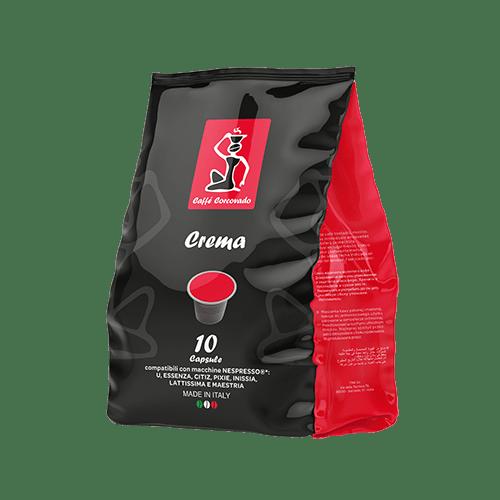 Capsule Compatibili Nespresso Corcovado Crema