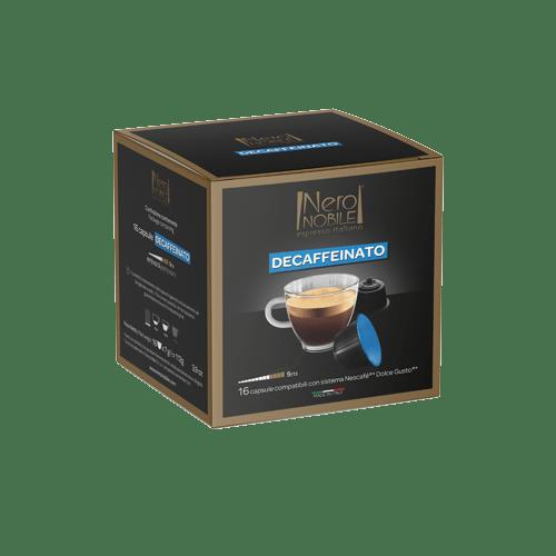 Capsule Compatibili Caffè Decaffeinato Dolce Gusto