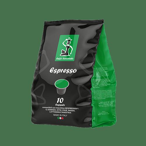Caffè Corcovado Espresso Nespresso