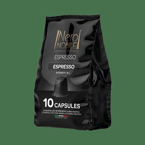 Capsule Caffè Compatibili Nespresso Espresso