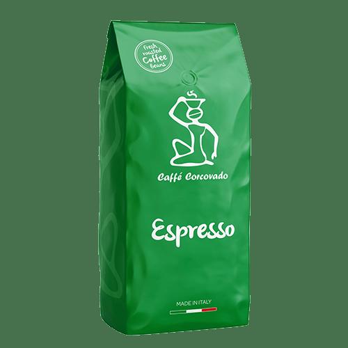 Caffè in grani Espresso Corcovado