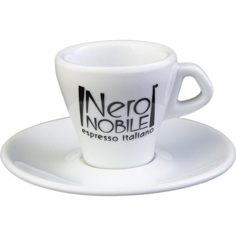 Tazza Latte NeroNobile