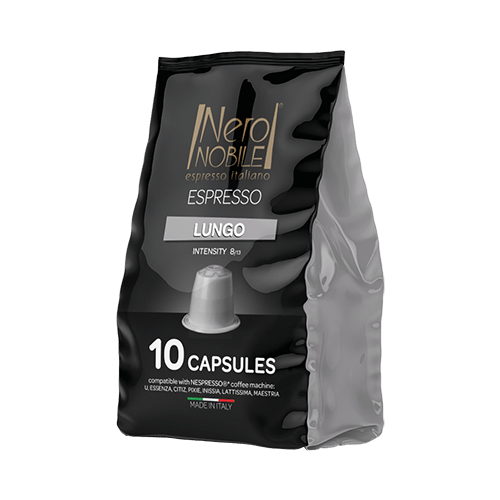 Capsule Caffè Nespresso Lungo