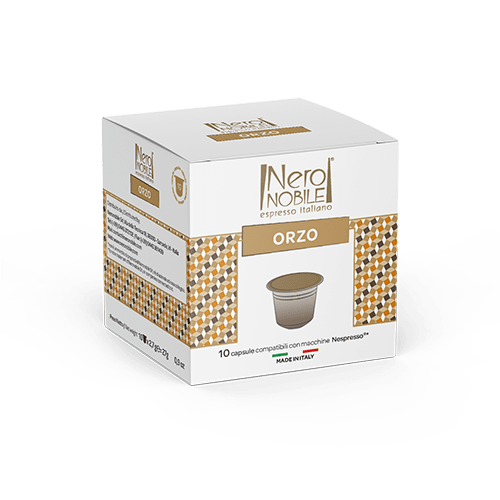 Capsule Caffè Nespresso Orzo