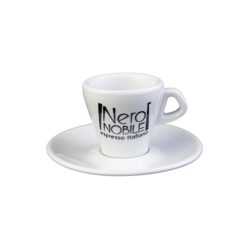 Tazza Caffè personalizzata NeroNobile