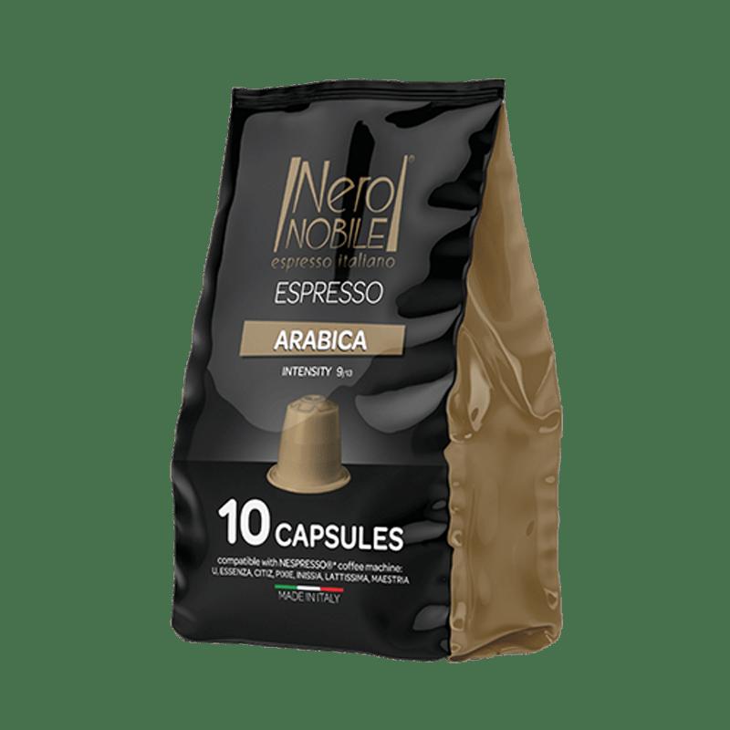 Caffè Arabica Compatibili Nespresso