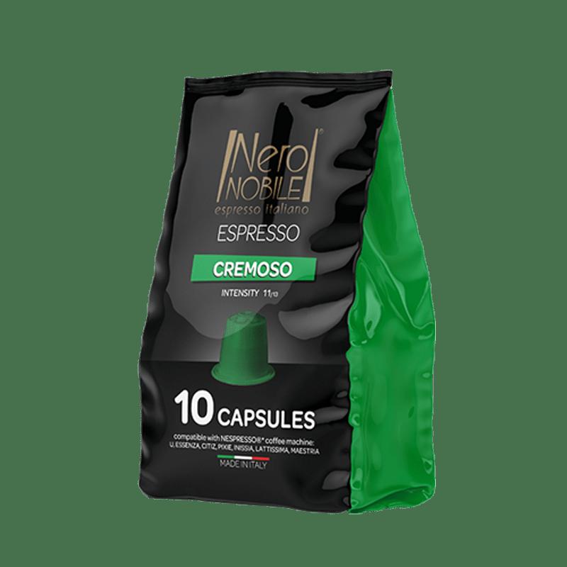 Caffè Cremoso Compatibili Nespresso