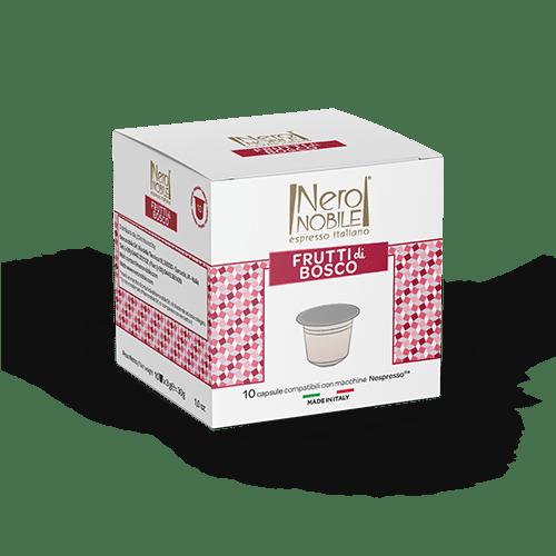 Capsule Compatibili Nespresso Frutti di bosco
