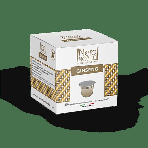 Capsule Caffè Nespresso Ginseng