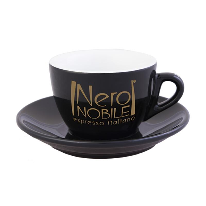 Tazza Cappuccino NeroNobile