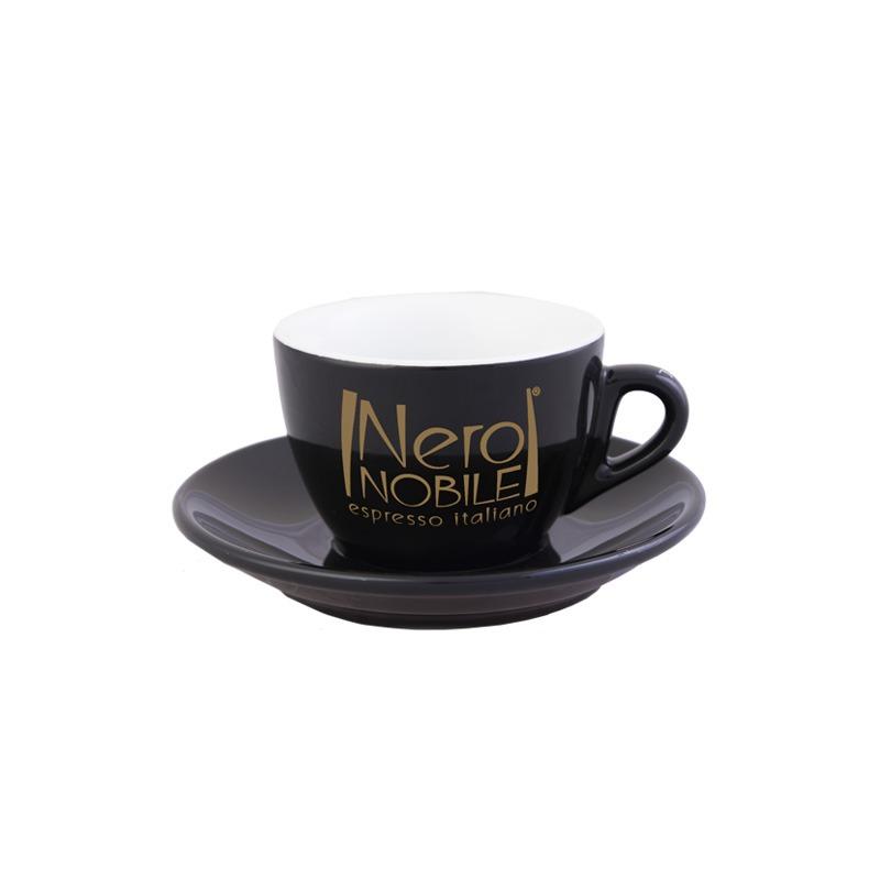 Tazza nera caffè NeroNobile