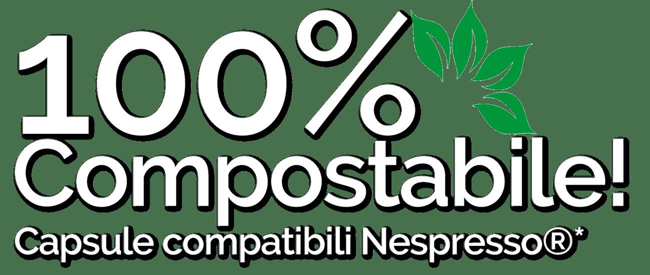 Capsule Compostabili Nespresso