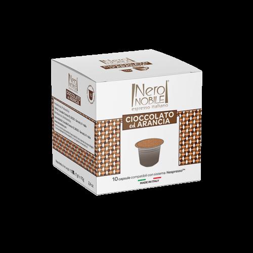 Cioccolato ed Arancia - Capsule Compatibili Nespresso