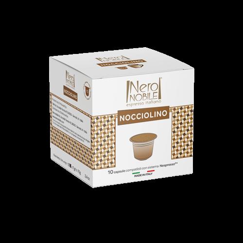 Nocciolino - Capsule Compatibili Nespresso