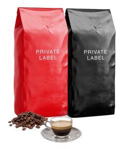 Caffè in grani Private Label